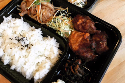 お弁当 lunch box