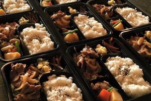 お弁当 lunch box
